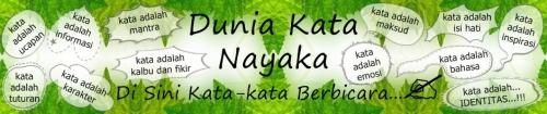 Dunia Kata Nayaka Header PASBANGET