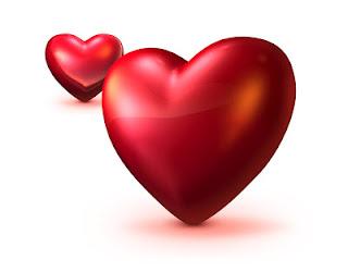 gambar hati love cinta