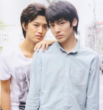 Tori and Sakaki Cast