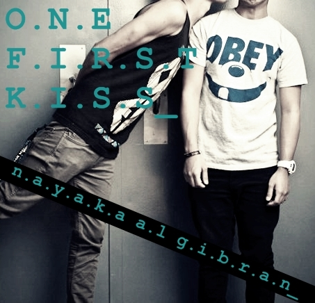 One First Kiss Cover