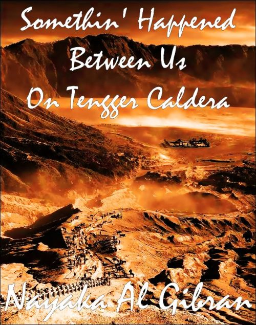 Somethin' Happened Between Us On Tengger Caldera cover